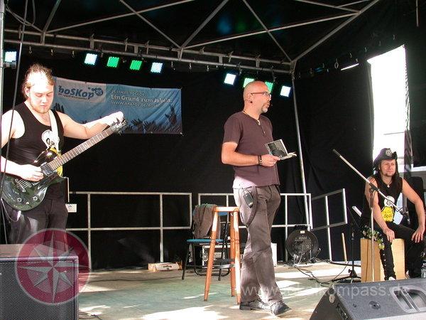 Thomas Sabottka bei Bochum Total